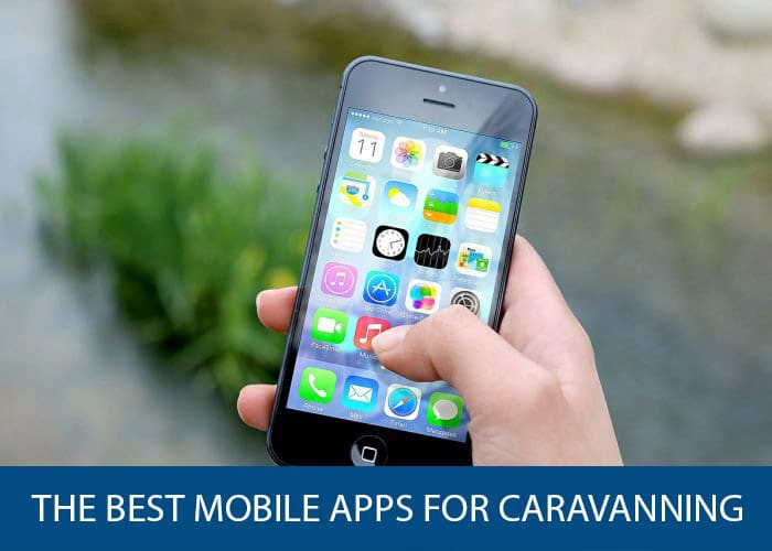 caravan mobiles apps