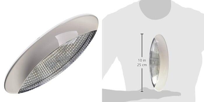 Ring Automotive RC7811 Premium Awning Lamp, White