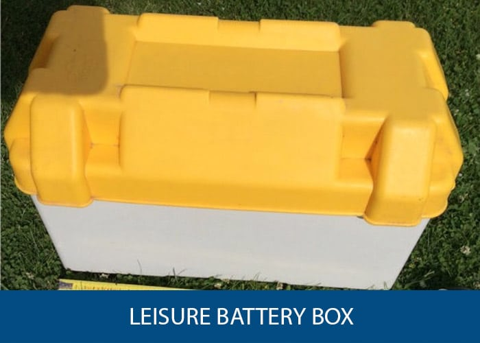 leisure battery box