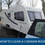How to Clean a Caravan Roof