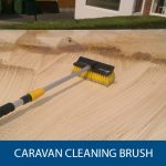 Caravan Cleaning Brush