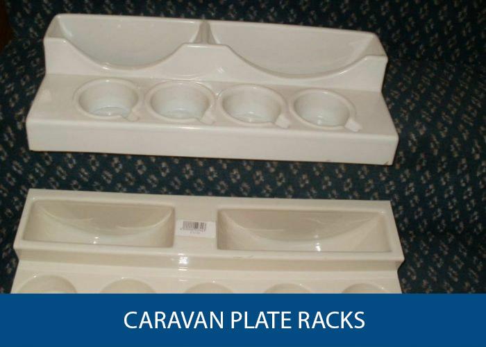 caravan plate racks