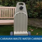 Caravan Waste Water Carrier