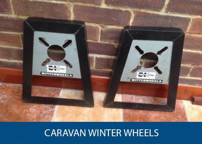caravan winter wheels