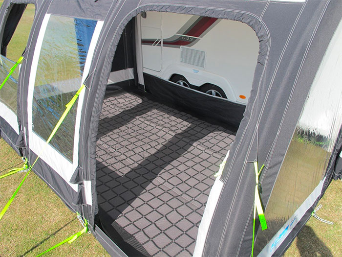 Kampa Continental Cushioned Awning Breathable Carpet