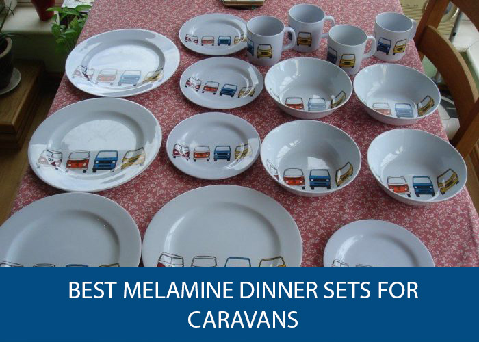 best melamine dinner sets for caravan