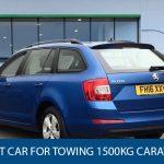Best Car for Towing 1500Kg Caravan