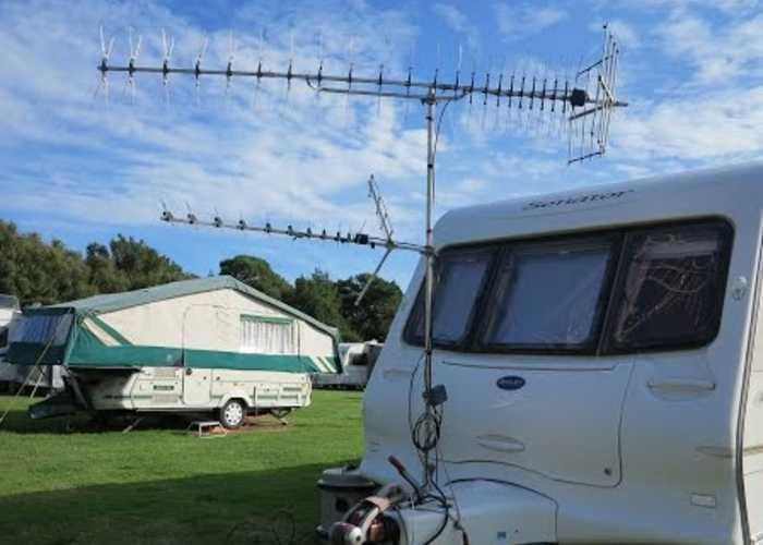 How to Set Up a Caravan TV Signal