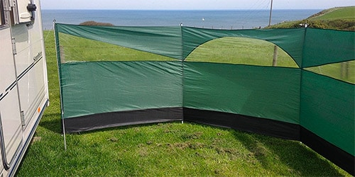PMS 150x500CM Summit Windscreen