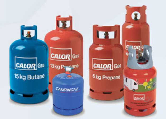 What Size Gas Bottle Do I Need for My Caravan