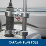 Caravan Flag Pole
