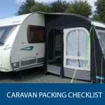 Caravan Packing Checklist