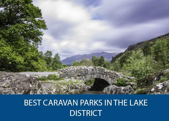 best caravan park lake district