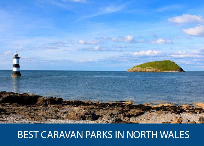 best caravan parks in north wales