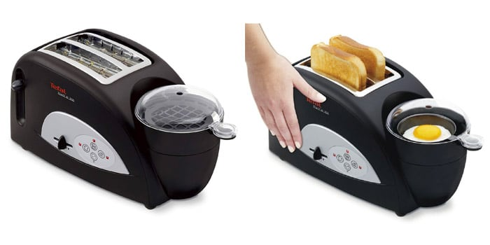 Tefal Two Slice Toaster and Egg Maker