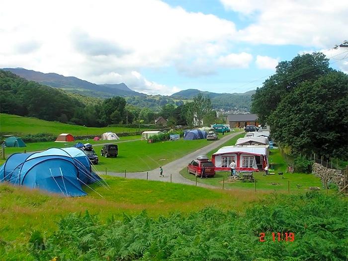 Torrent Walk Campsite