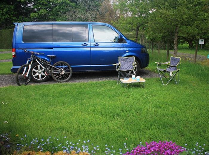 Tyn Cornel Camping