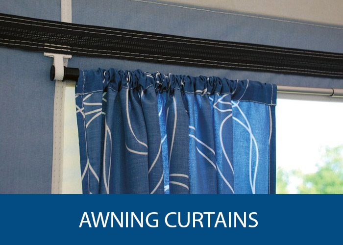 awning curtains