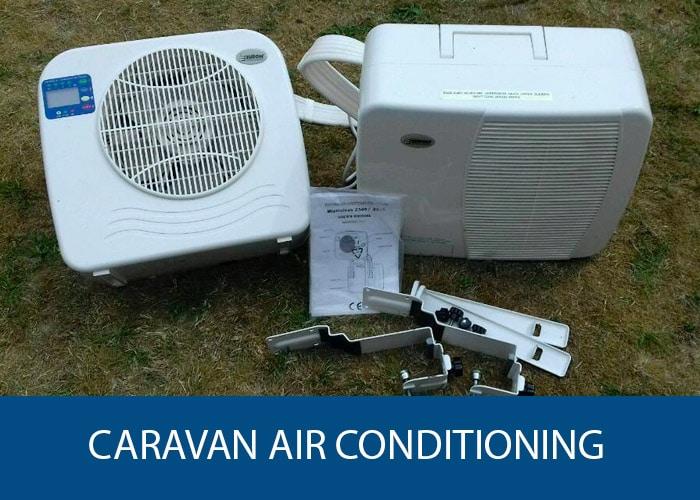 caravan air conditioning