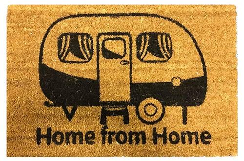 Natural Coir Rubber Back Non-Slip Doormat Floor Entrance Door Mat