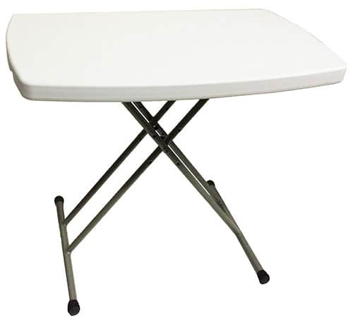 Folding and Heavy Duty Table from The Caravan Supermarket
