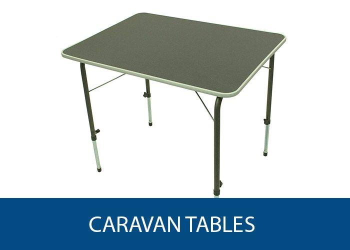 caravan tables