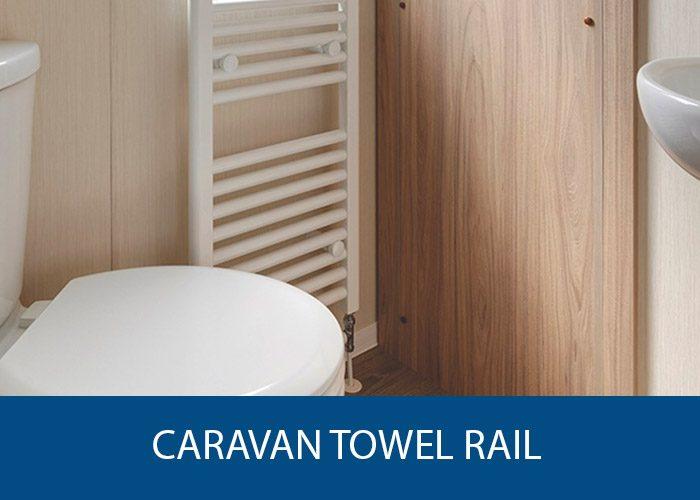caravan towel rail