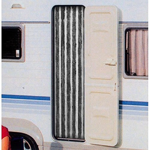 Arisol Luxury Chenille Caravan Door Curtain