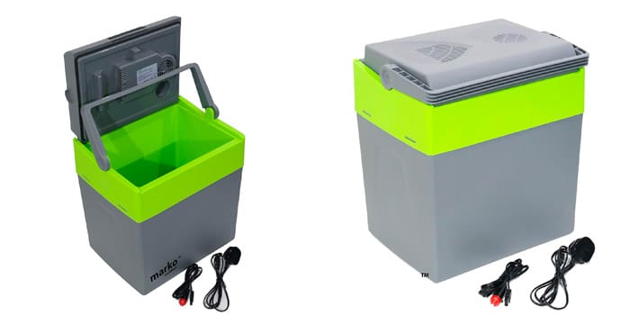 Large 30L 12v Portable Cool Box from Marko