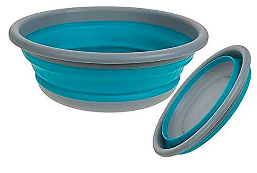 Summit Large Folding Round Bowl
