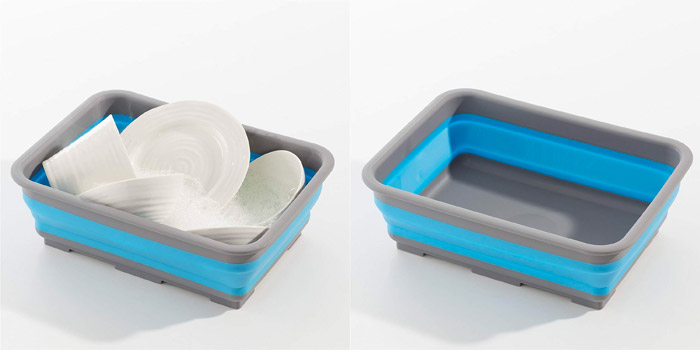 Sohler Compact Folding Washing Bowl