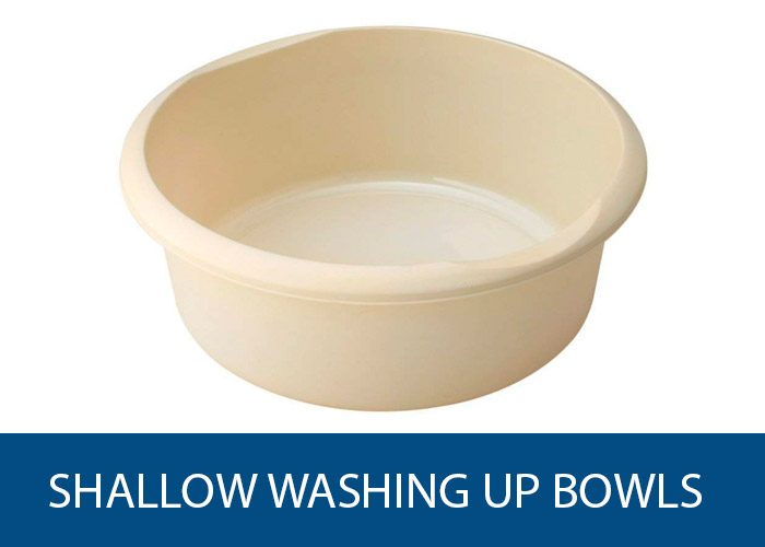 caravan washing up bowls