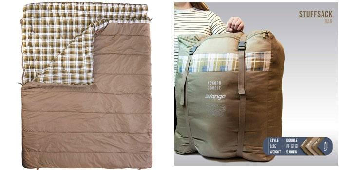 Vango Accord Square Sleeping Bag