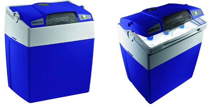 Large 29L 12v Portable Cool Box from Jacksons