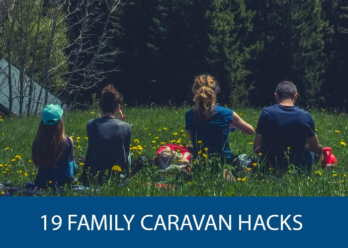19 Awesome Family Caravan Hacks