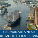 Caravan Sites Near Portsmouth Ferry Terminal