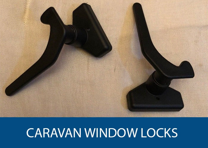 Caravan Window Locks