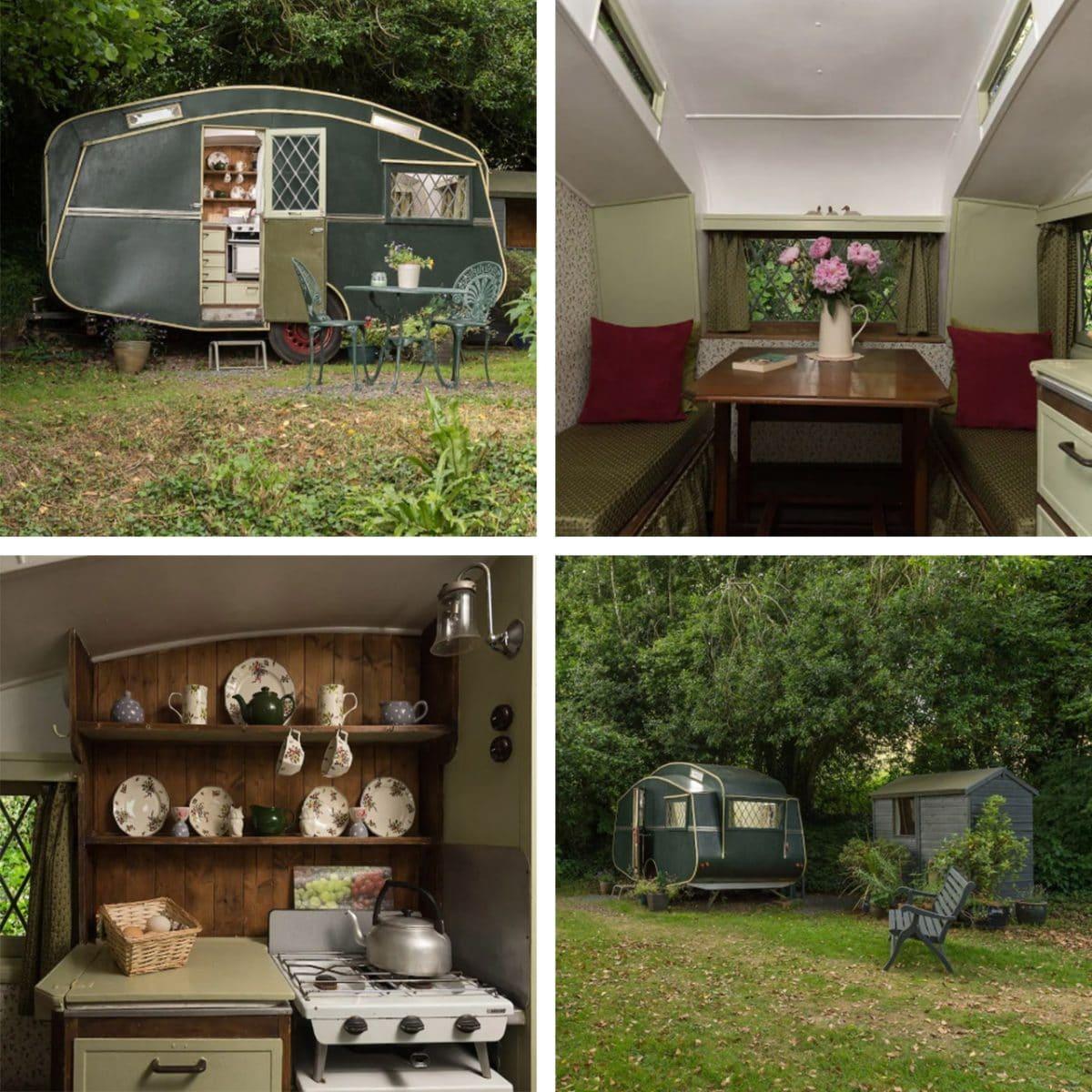 51 of the Best Caravans You Can Stay in on Airbnb | Caravan Helper