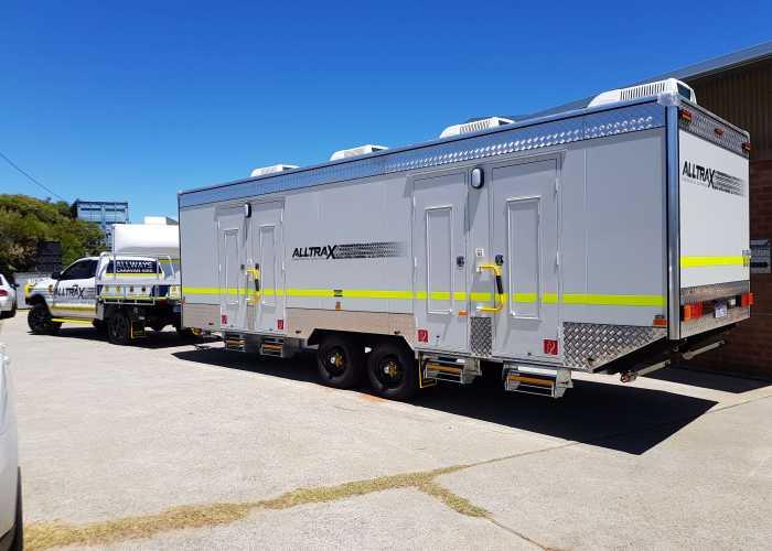 Commercial Caravans
