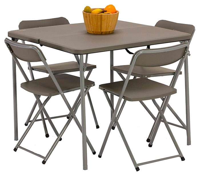 Vango Woodland Table and Chair Set