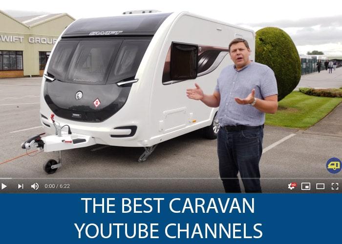 the best caravan youtube channels