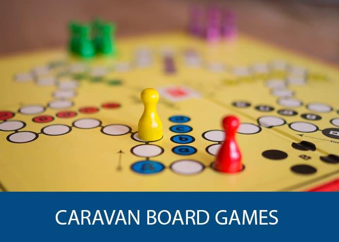 caravan board games