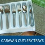Caravan Cutlery Trays