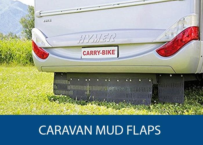 Caravan Mud Flaps