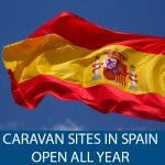 Caravan Sites in Spain Open All Year