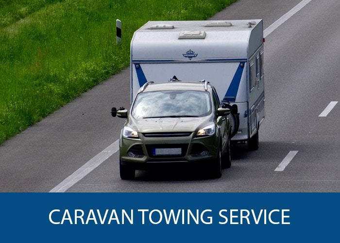 Touring Caravan Towing Service