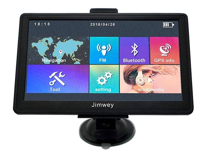 SAT NAV GPS Navigation System