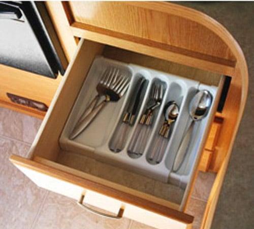 Camco Adjustable Cutlery Tray