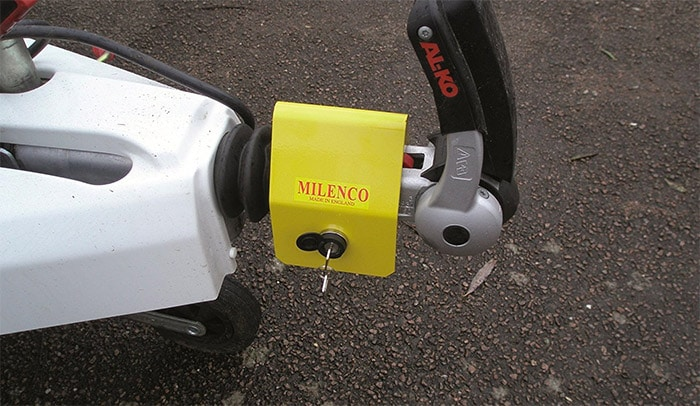 Milenco 4534 Lightweight Safety Coupling
