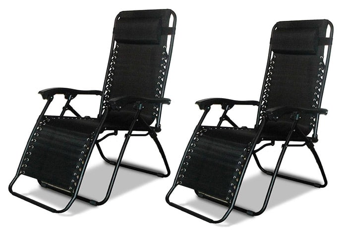 Textoline Reclining Chair